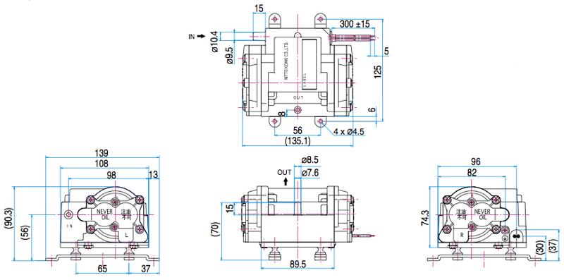VC 0201B (Dual)