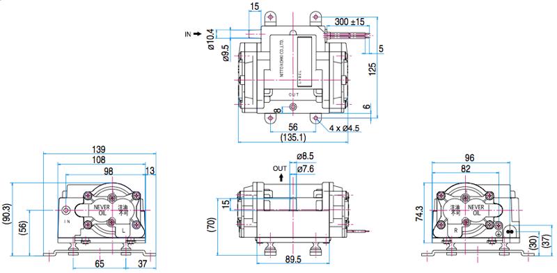 VC 0301B (Dual)